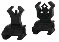 Diamondhead POLY DIAMOND ISS SIGHT SET Black