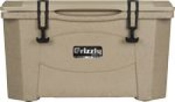 Grizzly Coolers GRIZZLY COOLERS GRIZZLY G40 SANDSTONE/SANDSTONE 40QT COOLR