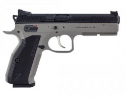 CZ SHADOW 2 9MM GRY POLYCOAT 3 17RD