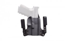 Blackpoint Tactical RH Mini Wing IWB Holster for Springfield XDS 3.3 9/45, Black 101702
