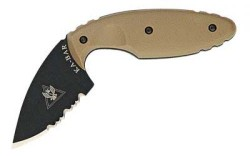 Ka-Bar Tdi Law Enforcement-Coyote Brown