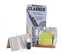 Brownells 081050101 GLASBED Brown Kit