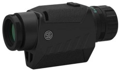 Sig Sauer Oscar3 6-12x25 Image Stabilized Compact Spotting Scope, Graphite SOV36001
