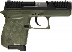Diamondback DB9 OD Green 9mm 3-inch 6rds