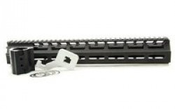 Kinetic Development Group MREX-AR M-LOK Rail Black in 13.5in