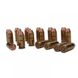 Buffalo Bore Low Recoil 45ACP 185Gr FMJ-FN (Per 20)