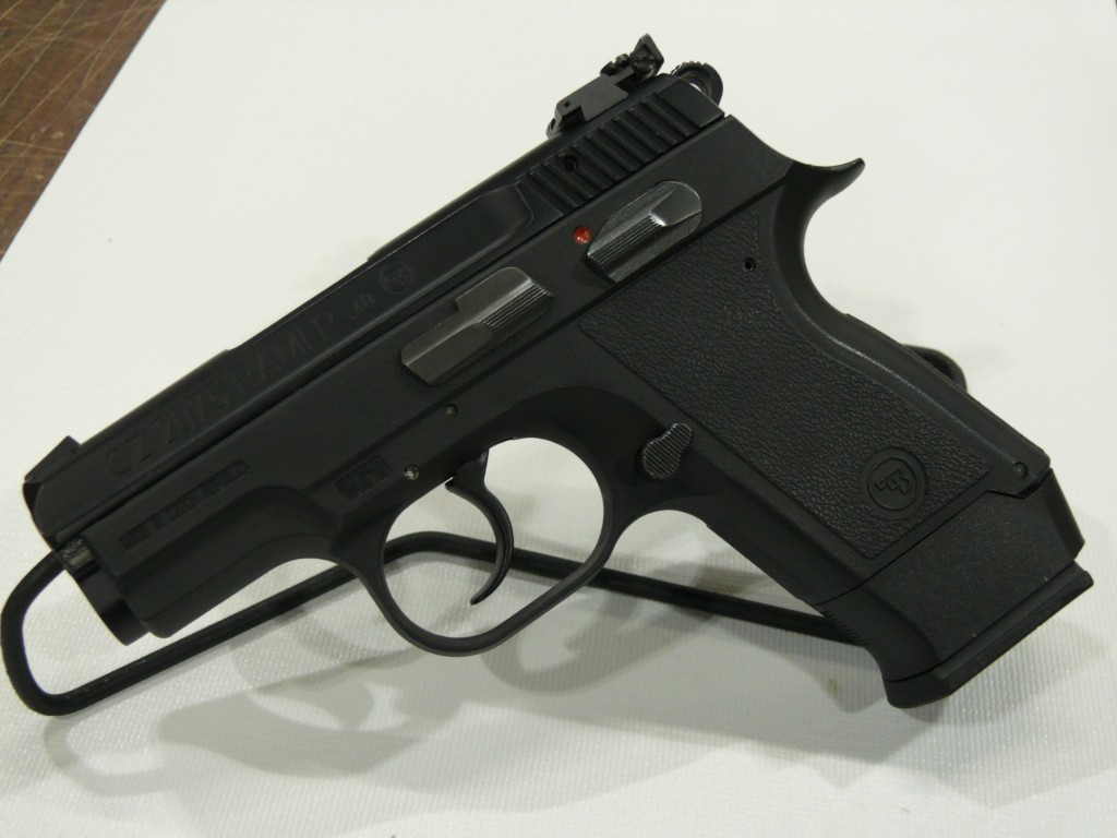 "USED CZ 2075 .40 3"" 8RD PIST"
