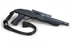 Adaptive Tactical Tac-Hammer Stock Black for Ruger Charger Take Down