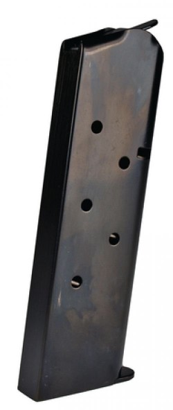 Chip McCormick 8rd .45ACP Carbon BL with Pad