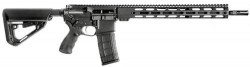 BCI Defense Professional Series Black 300 AAC Blackout/Whisper 16-Inch 30Rd Ambidextrous Safety