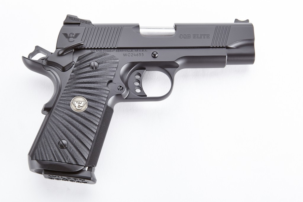 Wilson Combat CQB Elite, Compact, 9mm, Black