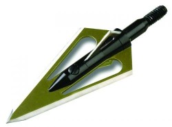 Magnus Stinger Four-Blade Broadheads - Stainless Steel