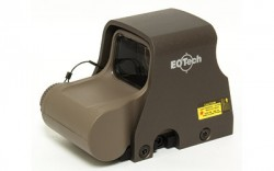 EOTECH XPS2-2 68/2 MOA CR123 TAN