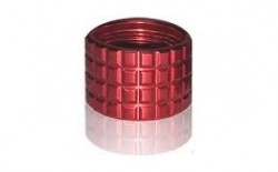 BACKUP THRD PRTCTR 1/2X28 FRAG RED