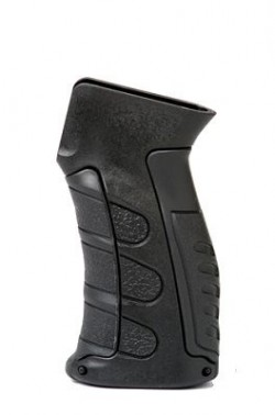 CAA AK Interchangeable 6-PCS Grip Black