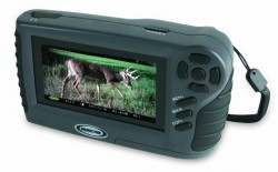 Moultrie Feeders 4.3in Picture and Video Viewer, Tan/Brown, MCA-13135
