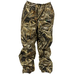 Frogg Toggs Original Pro Action Rain Pant for Men - Realtree Max-5 - 3XL