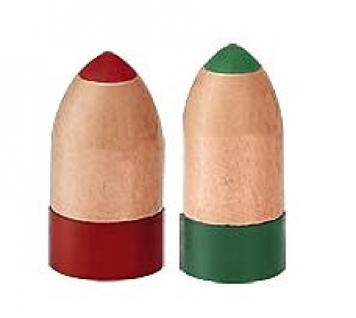 15-Pk. CVA® Powerbelt™ .45 caliber 225 grain Aero-Tip Copper Series Black Powder Bullets