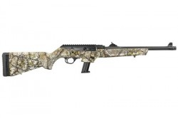 Ruger PC9 9MM CARBINE 16 BLUED BADLANDS CAMO