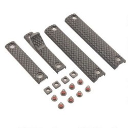Knights Armament URX 3/3.1 LONG RAIL PANEL KIT BL