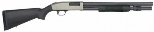 Mossberg 590 Marinecote Tactical 12ga 18.5in 7rd Black 50779
