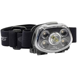 GSM CYCLOPS FORCE XP 350 LUMENS  HEADLAMP 5 LIGHTING MODES WATER RESISTANT