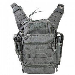 NCStar Responders Bag - Urban Gray