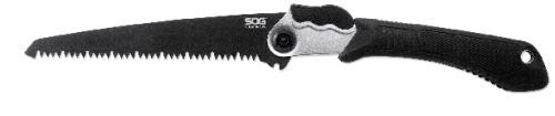SOG Specialty Knives Folding Saw 8.25-inch Black