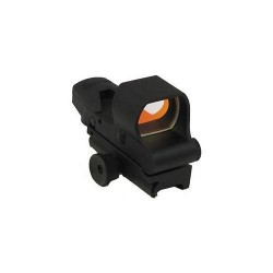 Aimshot Matte Black Weaver/Picatinny Mount 4-Dot Selection Sight M2D2-HG-D2