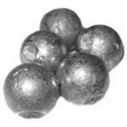 Taylors firearms Hand Cast Lead Round Balls For Black Powder Revolvers