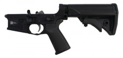 LWRC IC Complete Lower Black 5.56 / .223 Rem