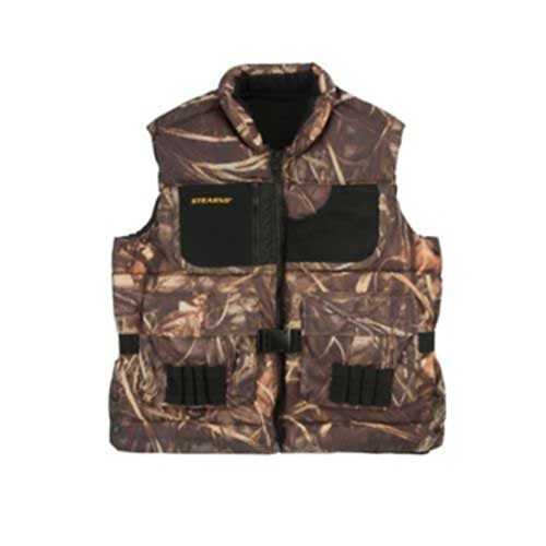Stearns Hunting Vest Adult, Camo