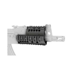 Midwest Industries Mini Draco AK Handguard Quad Rail