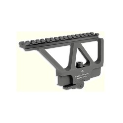 Midwest Industries AK Side Railed Scope Mount 6.75-inch