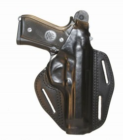 Blackhawk! Leather Pancake Holster