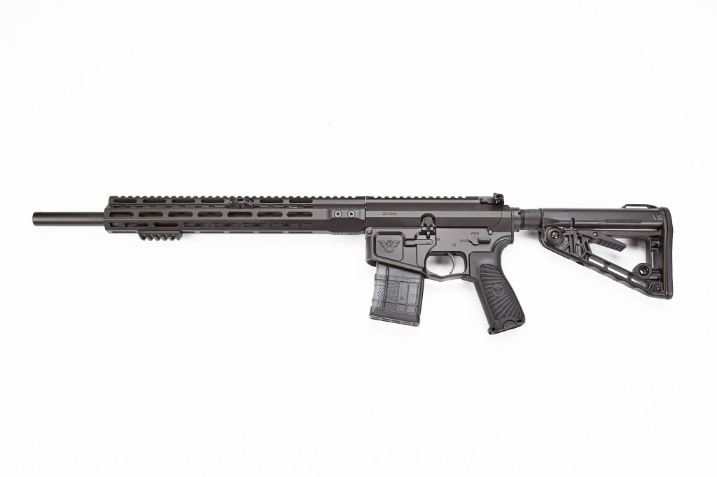 "Wilson Combat Urban Super Sniper Rifle, .223 Wylde, 18"" Barrel, Black"