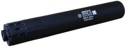 Gemtech GM-9 9mm Suppressor Includes LID 1/2-28 TPI