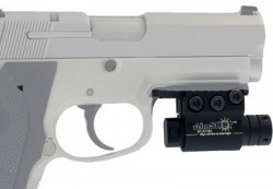 Aimshot KT6132 Red Laser with Rail Mount
