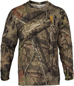 BG WASATCH-CB T-SHIRT L-SLEEVE
