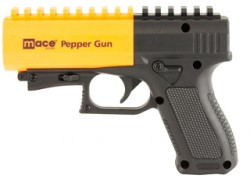 Mace Pepper Gun 2.0 with Strobe LED and Integrated Picatinny rail