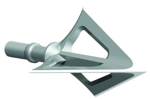 G5 Montec 3-Blade Crossbow Broadheads - Stainless Steel