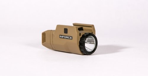 InForce APL- Compact Weapon Light Flat Dark Earth