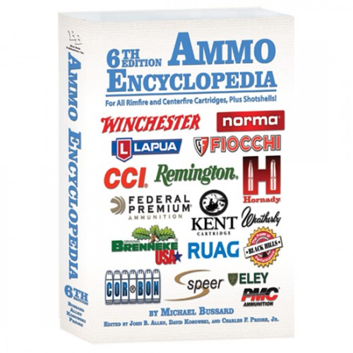 BLUE BOOK AMMO ENCYCLOPEDIA 6TH EDITION
