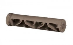 Gemtech GMT-300 Suppressor Desert Tan .300BLK 6.7-inch