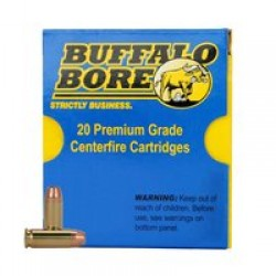 Buffalo Bore 38 Super +P (Per 20)