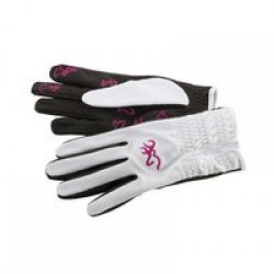 Browning Women's Trapper Creek Glove, White