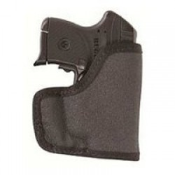 TUFF Products Jr. Roo Compact Design Pocket Holster, TUFF Tac Laminate, Black, Kahr P380 5075-TTA-17