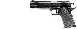 Colt Government 1911 A1 Rail Gun Pistol 22LR 12+1