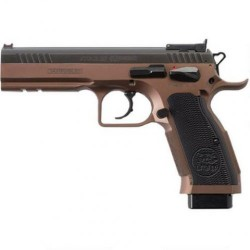 EAA Corp Witness Stock III Xtreme Black / Bronze 9mm 4.5-inch 17Rds