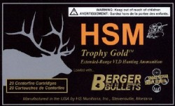 HSM/Hunting Shack Game King 125 Grain Spitzer Brass .300 AAC Blackout / 7.62 X 35 20Rds